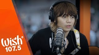 "IV Of Spades Performs ""Come Inside Of My Heart"" LIVE On Wish 107.5 Bus"