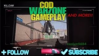 COD WARZONE GAMEPLAY AND MORE!!! (2020)