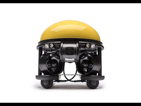 SeaDrone Inspector 2.0, Underwater Vehicle (ROV)