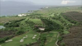 preview picture of video 'Makena Resort Golf Course'