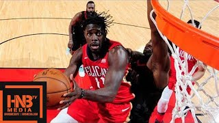 Houston Rockets vs New Orleans Pelicans Full Game Highlights / March 24 / 2017-18 NBA Season