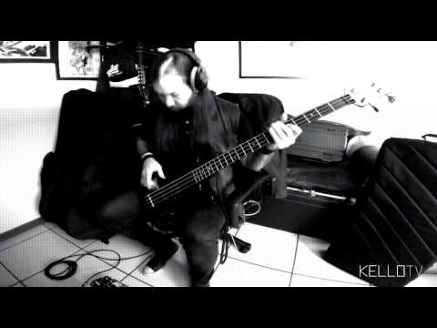 """Tool - """"Vicarious"""" (Bass Cover)"""