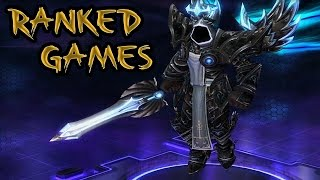 Caught between a rock and a hard place - Rank 1 Tyrael Game #7