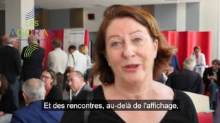 Rencontre Agoras PRS : Isabelle Charles