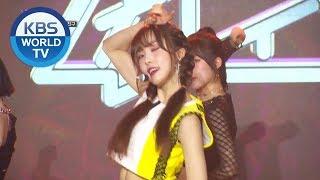 GFRIEND(여자친구)   Fever(열대야)[We K Pop  2019.07.26]