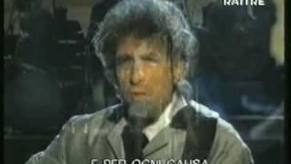 Restless Farewell _Dylan al concerto per gli 80 anni di Sinatra nel 1995