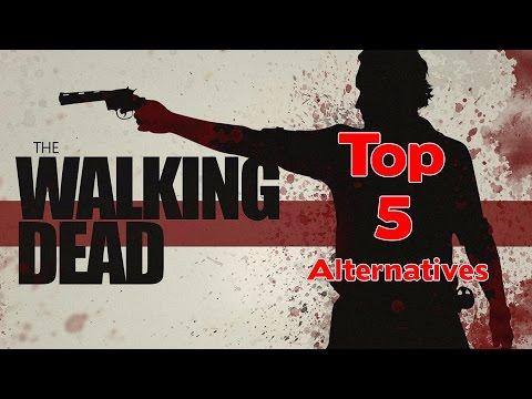 Five Shows Like The Walking Dead