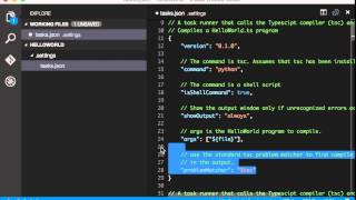 Build Python on Visual Studio Code