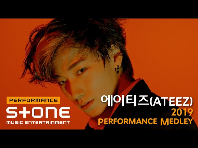 [Stone PERFORMANCE] 2019 ATEEZ 퍼포먼스 메들리|Say My Name, HALA HALA, WAVE, AURORA, ILLUSION, WONDERLAND