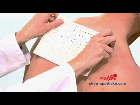 Hansaplast ABC Wärme-Pflaster lindert Muskelschmerzen