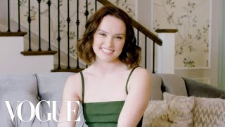 73 Questions With Daisy Ridley | Vogue