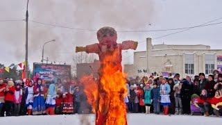 Масленица - 2016.  г. Усть - Илимск