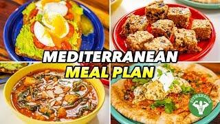 Mediterranean Meal Plan: 4 Easy Recipes
