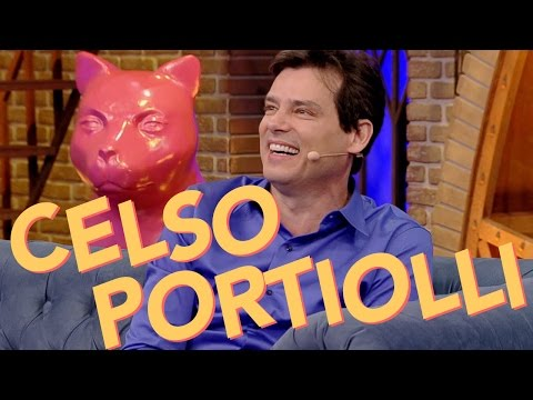 Trote do Silvio - Celso Portilli + Tatá Werneck - Lady Night - Humor Multishow