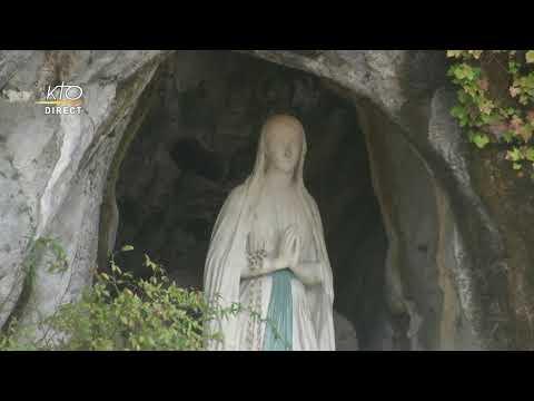 Chapelet du 19 octobre 2020 à Lourdes