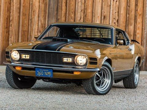 Video of '70 Mustang - MF8B