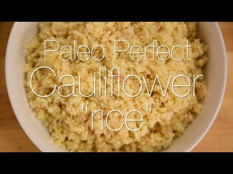 Video How to Make Cauliflower Rice | Get the Dish