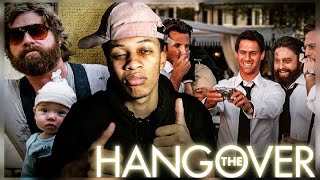 I Watched *THE HANGOVER* Hungover....Kinda | FIRST TIME REACTION