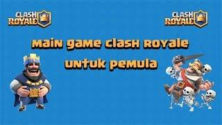 Gambar cover Cara main Game Clash Royale untuk Pemula di PC atau Laptop