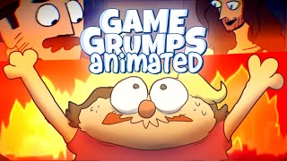 It's GAME GRUMPS VS! - Animated Collab
