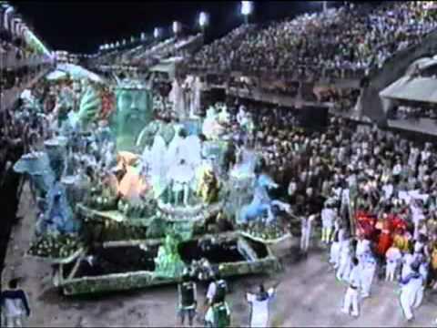 Música Samba Enredo 1995 - Da Terra Brotei, Negro Sou e Ouro Virei