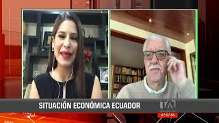 Abelardo Pachano analiza las posibilidades para salir de la crisis