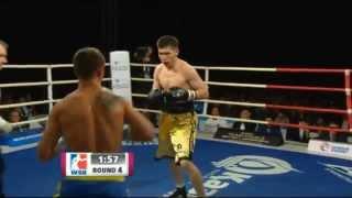 Vasyl Lomachenko vs. Samat Bashenov - WSB Season 3 Finals