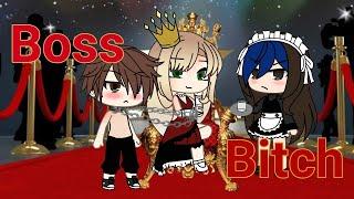 Boss Bitch [GLMV] Gacha Life Music Vídeo♡ Special 1K Subscribers