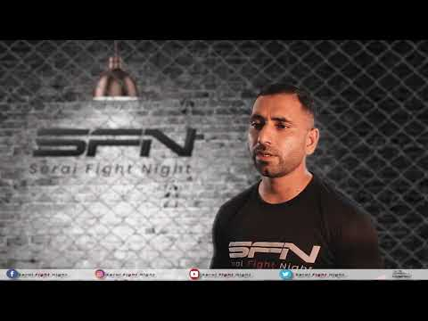 Rizwan Khan | Exclusive Interview | Zalmi TV presents Serai Fight Night 2019 | MMA
