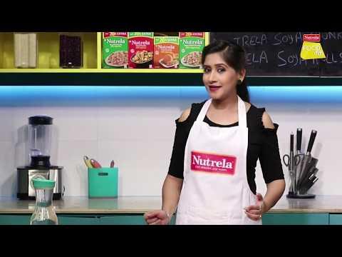Nutrela Soya Rolls With Mushroom