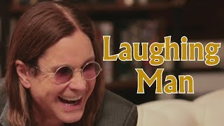 Ozzy Osbourne - Laughing Man [Mini LaughCover]