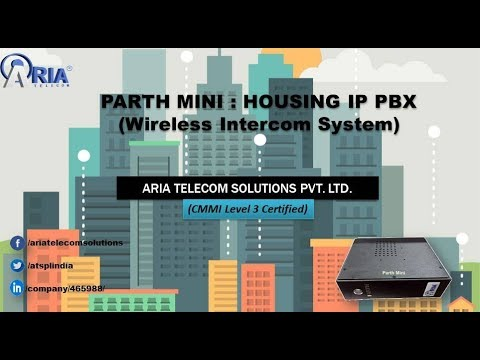 IP PBX System With 4 PRI