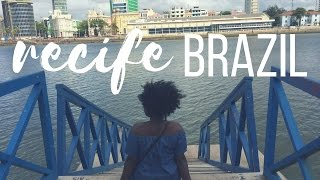 Vlog 42 | Recife: There