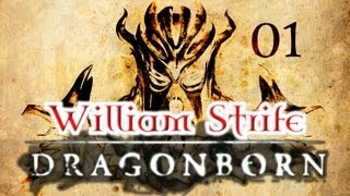 Skyrim Dragonborn - 01 - The City I Built