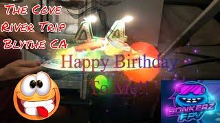 The Cove Resort Blythe CA My Birthday FPV Freestyle