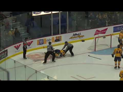 Jordan Lepage vs. Tyler Boivin