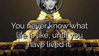 Marilyn Monroe–Top 10 Quotes