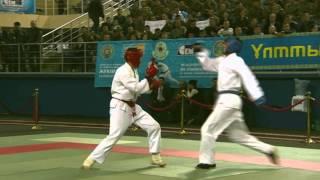 Рукопашный бой 2015   Жігіттер