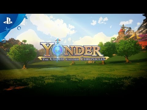Yonder: The Cloud Catcher Chronicles - PlayStation Experience 2016: Debut Trailer | PS4 thumbnail