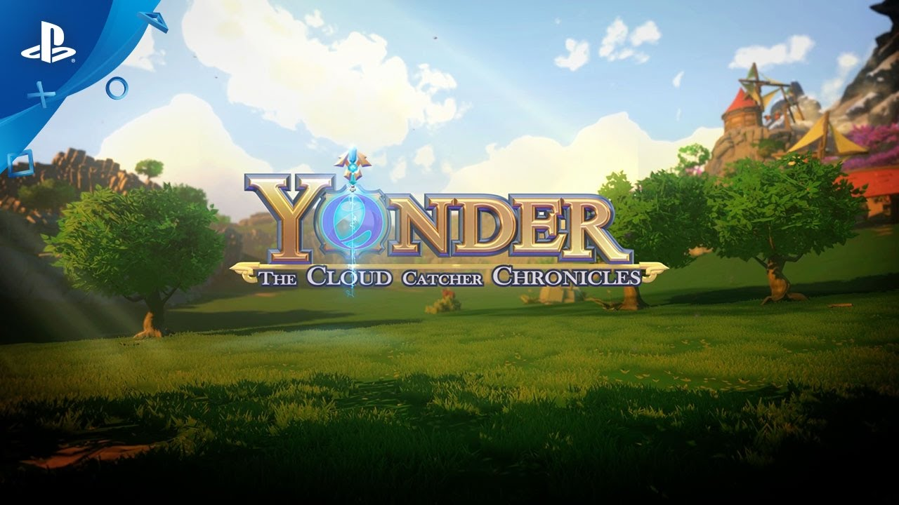 Yonder: The Cloud Catcher Chronicles - PlayStation Experience 2016: Trailer di debutto