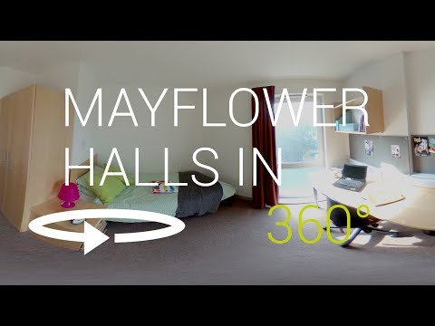 Mayflower 360° VR Tour | University of Southampton