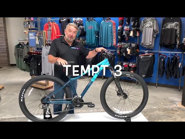 Видео Велосипед Liv Tempt 3 GE Metallic Green