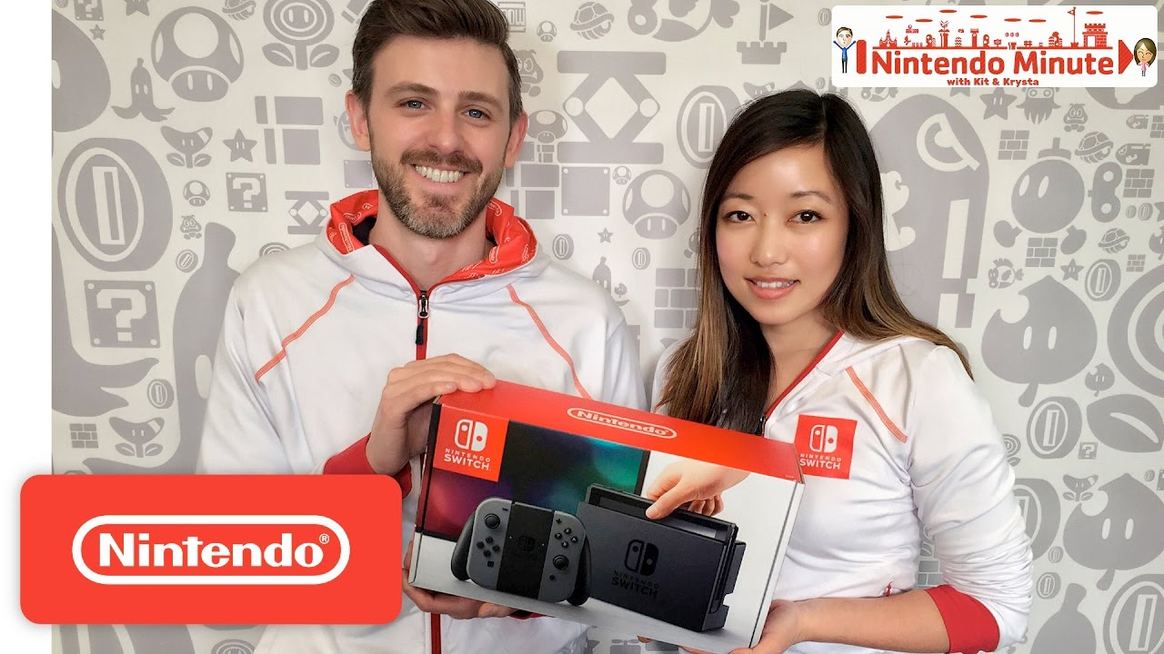 Nintendo Switch - Video unboxing