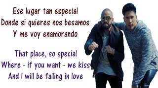 Me voy enamorando - Lyrics English and Spanish - Chino y Nacho ft Farruko - Translations & Meaning