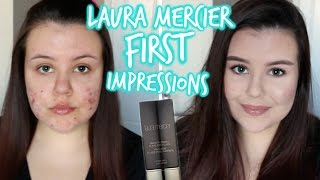 First Impressions | Laura Mercier Smooth Finish Flawless Fluide (Oily/Acne)