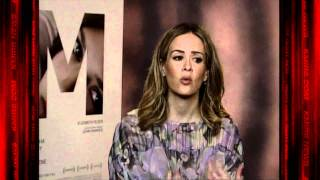 "Interview de Sarah Paulson sur ""Martha Marcy May Marlene"""