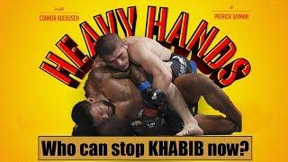 Cyborg & Khabib dominate at UFC 219 (Heavy Hands #192)