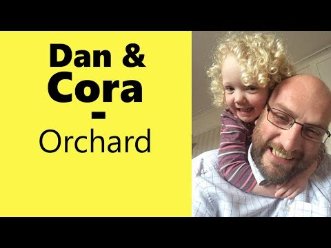 Orchard Board Game - with Dan and Cora
