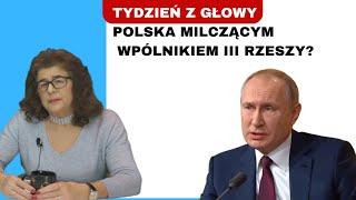 Kontynuacja rosyjskiej nagonki na Polskę. Komentarz Dr Ewy Kurek