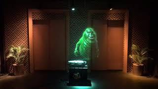 Ghostbusters - Slimer's ologram